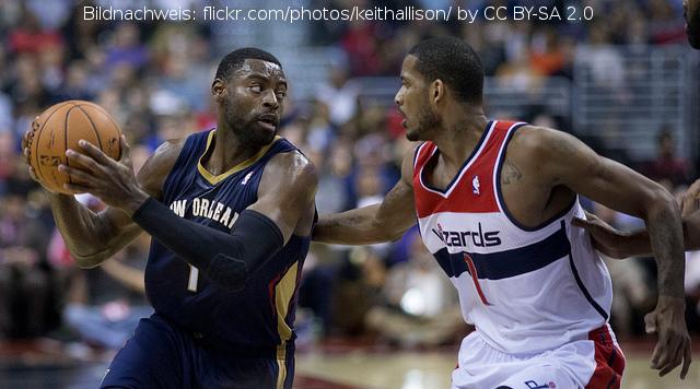 New Orleans Pelicans - Tyreke Evans - Trevor Ariza