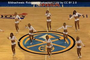 Cheerleader - Denver Nuggets Dancers