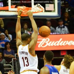 Cleveland Cavaliers - Tristan Thompson