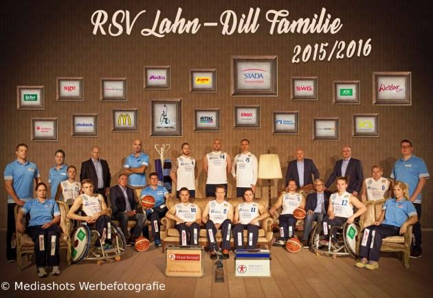 RSV Lahn-Dill Teamfoto 2015 2016