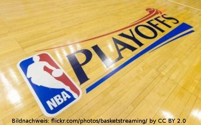 NBA Playoffs beginnen mit Überraschung