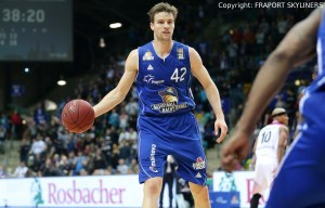 FRAPORT SKYLINERS vs Bonn - Aaron Doornekamp