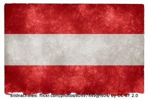 Flagge - Österreich