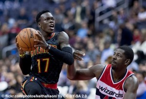 Dennis Schröder vs. Washington Wizzards