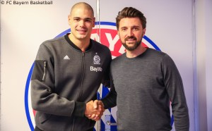 FC Bayern Basketball - Maik Zirbes