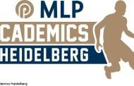 MLP Academics Heidelberg – Die Vorbereitungsspiele sind terminiert