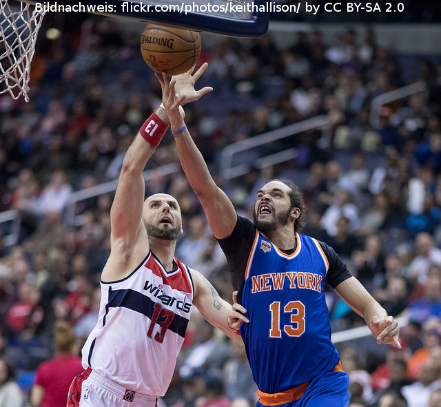 New York Knicks beendet das Kapitel Joakim Noah