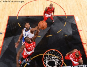 US - Action - NBA All-Star Game 2016