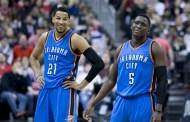 Oklahoma City Thunder: Mit einem Schreck davon gekommen