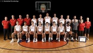 DE - Teamfoto - RheinStars Köln 2016-2017