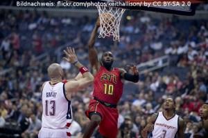 US - Action - Atlanta Hawks - Tim Hardaway Jr 3