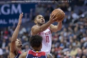 US - Action - Houston Rockets - Eric Gordon
