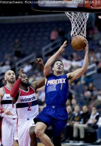 US - Action - Phoenix Suns - Devin Booker