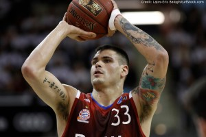 DE - Action - FC Bayern Basketball - Maik Zirbes