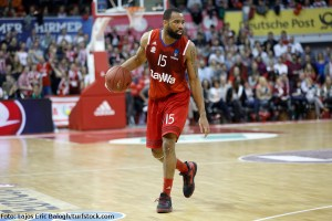 DE - Action - FC Bayern Basketball - Reggie Redding