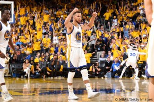US - Action - Golden State Warriors - Steph Curry