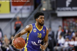DE - Action - EWE Baskets Oldenburg - Frantz Massenat