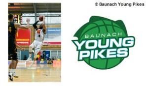 DE - ProA - Chris Fowler - Baunach Young Pikes