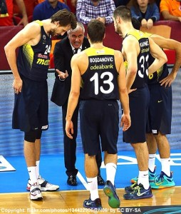 EuroLeague - Fenerbahce Istanbul