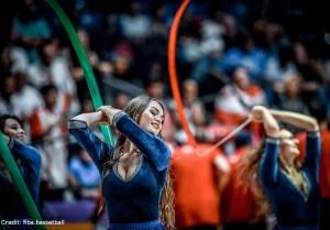EuroBasket 2017 - Action - Cheerleaders