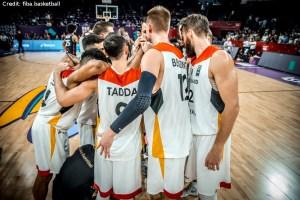 EuroBasket 2017 - Action - DBB Team Jubel