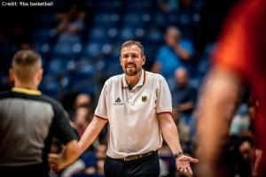 Eurobasket 2017 - Action - Deutschland - Chris Fleming