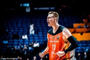 Eurobasket 2017 - Action - Deutschland - Robin Benzing