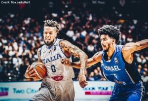 Eurobasket 2017 - Action - Italien - Daniel Hackett