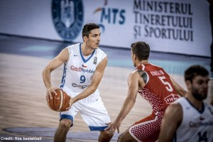 Eurobasket 2017 - Action - Tschechien - Jiri Welsch