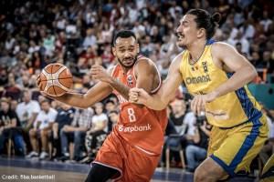Eurobasket 2017 - Action - Ungarn - Adam Hanga