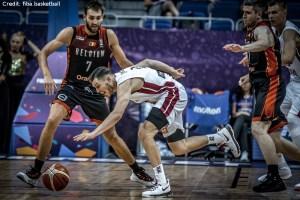 Eurobasket 2017 - Lettland - Janis Strelnieks