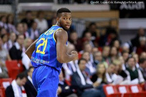 DE - Action - Basketball Löwen Braunschweig - Anthony Morse