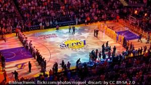 NBA - Action - LA Lakers Intro
