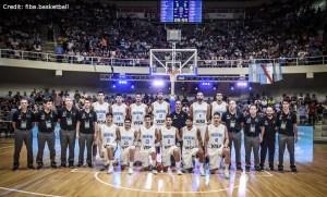 FIBA WM-Qualifikation - Argentinien - Teamfoto