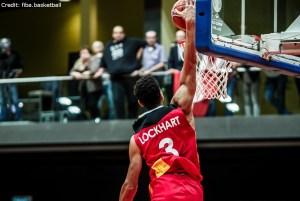 FIBA WM-Qualifikation - Deutschland - Dominic Lockhart