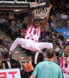 Champions League - Telekom Baskets Bonn - Yorman Polas Bartolo