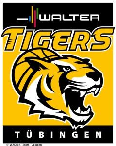 Neu - Logo - WALTER Tigers Tübingen