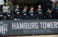 Blick auf die Saisonvorbereitung der Hamburg Towers