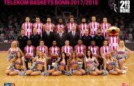 Telekom Baskets Bonn verabschieden Frank Piontek