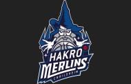 Maurice Stuckey verlängert bei den HAKRO Merlins Crailsheim
