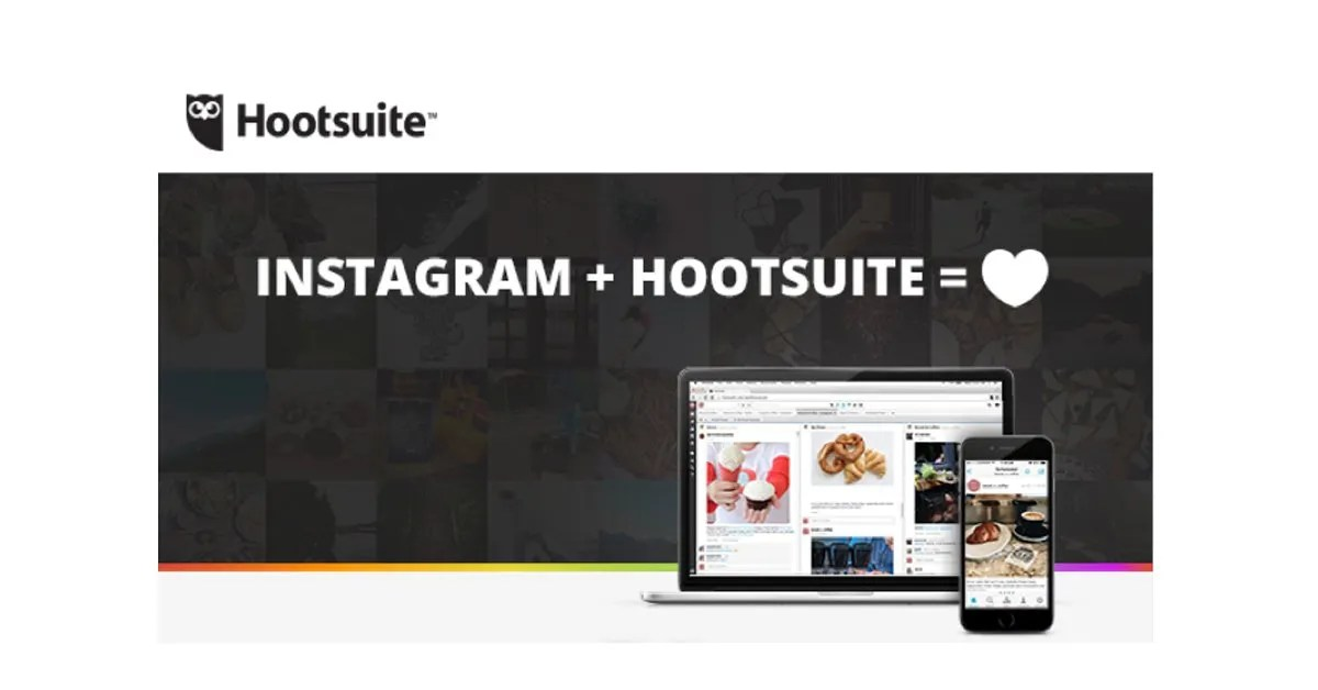 instagram and hootsuite