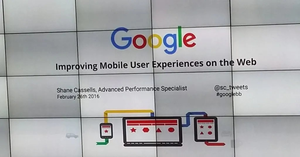 Google Briefing Mobile User Experience