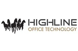Highline Office Technology logo