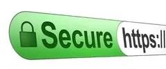 Secure ssl ecommerce websites logo