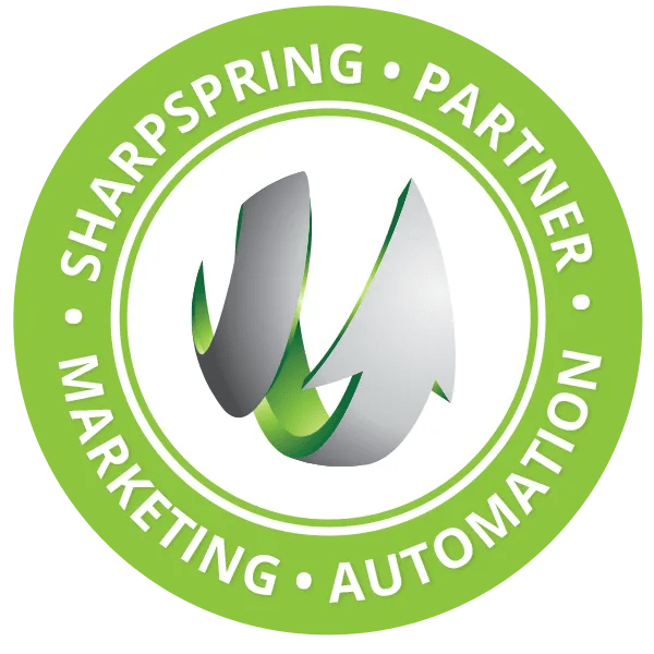 marketing automation ireland sharpspring emblem