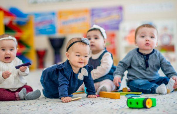 La guardería y el desarrollo emocional de tu bebé