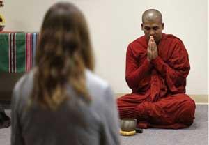 Path to Dhamma: Oklahoma monks spread Buddha's teaching in Heartland