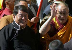 Interpreting for His Holiness the Dalai Lama :  Interpreter Opens Up About Working With His Holiness