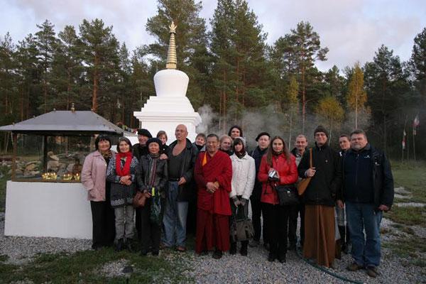 Buddhism in Perth Australia through 3rd Eye