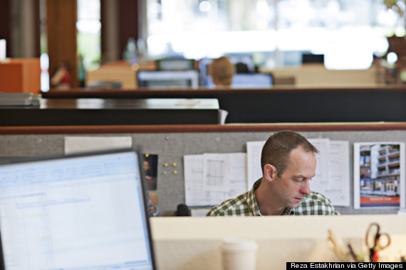 Cubicles = good. Open-office plans = bad